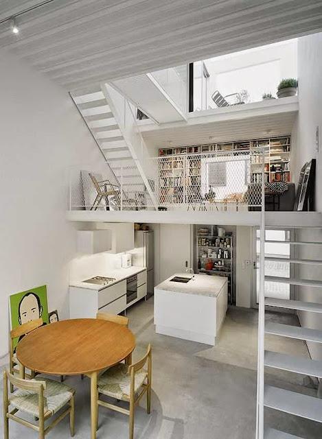 Contoh Gambar Interior Rumah Kecil