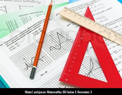 Materi Pelajaran Matematika Kelas 5 SD Menggunakan Pecahan dalam Pemecahan Masalah