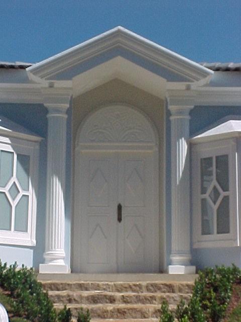 Edificam molduras e colunas de eps para fachadas - Molduras para fachadas ...
