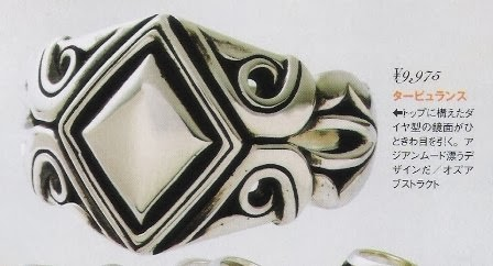 OZ Abstract - Bandit Ring