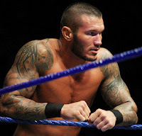 Randy Orton Suspended
