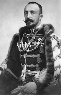 Archiduc Joseph August d'Autriche, de la branche des Palatins de Hongrie 1872-1962