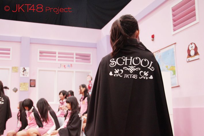 Melody , JKT48 school episode 7 [ magic ]