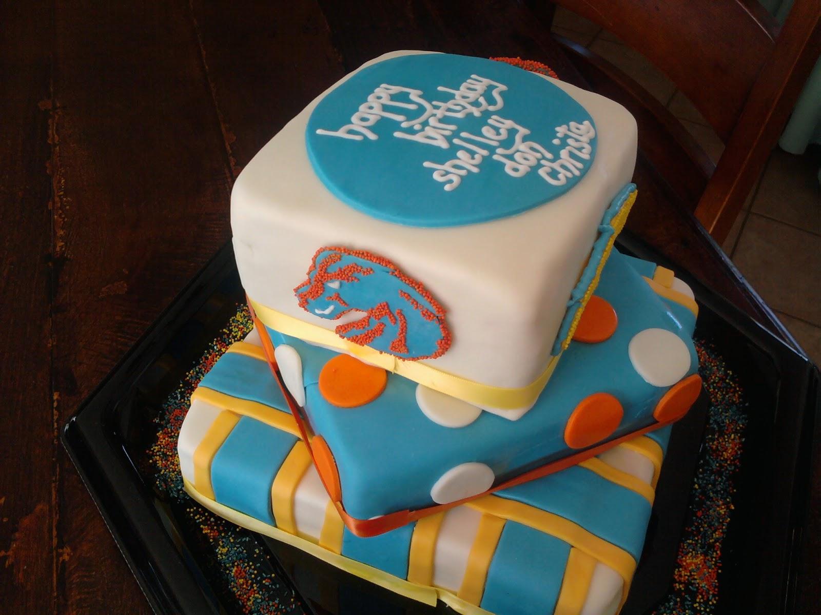 San Diego Chargers Cake Pan