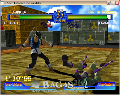 Battle Arena Toshinden 2 PSX 2