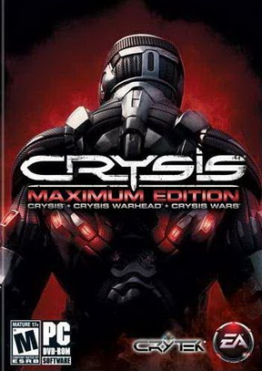 897 Crysis Maximum Edition PC Game