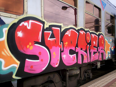 graffiti sucrier