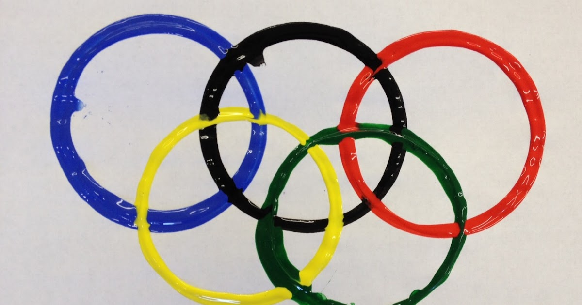 Olympic Ring Colors