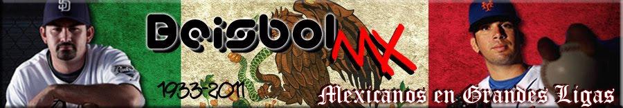 Mexicanos en Grandes Ligas