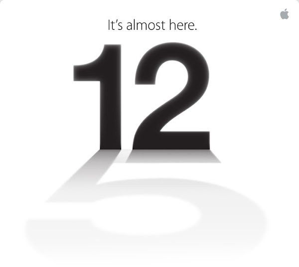 iPhone 5 Launch and Apple September 12 Event: iPhone 5, iPad Mini, iPad 4, iPod Touch 5G, iPod Nano 8G