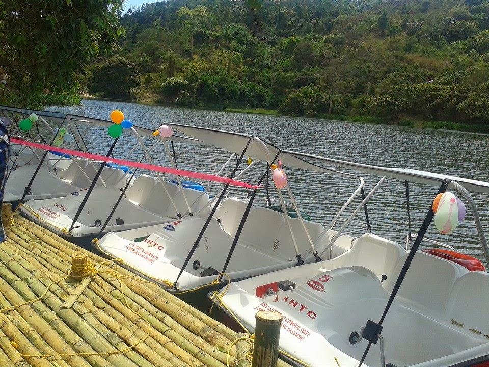 chengulam dam boating inauguration, chengulam boating