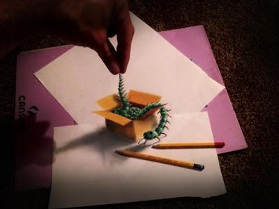Seniman Ini Membuat Lukisan 3d !! [ www.BlogApaAja.com ]