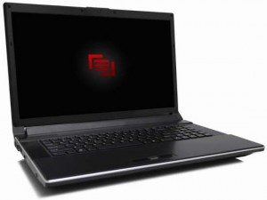 MAINGEAR eX-L 17 3D Notebook