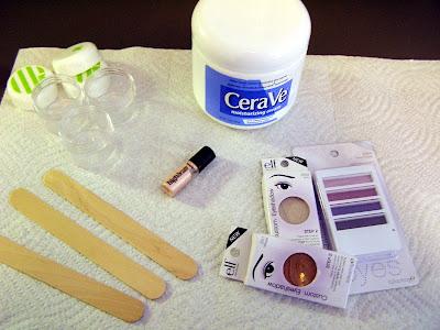 DIY High Beam by Bedlam Beauty: Supplies