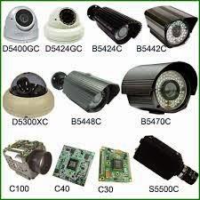 Variety Cctv Camera