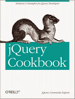 JQUERY CookBook Free Book Download