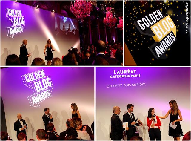Golden Blog Awards 2015 Paris - Hôtel de Ville - Un Petit Pois sur Dix - Les Mousquetettes©