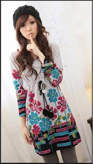 Tren fashion baju korea