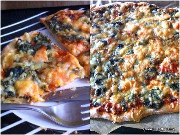 schneller Pizzateig