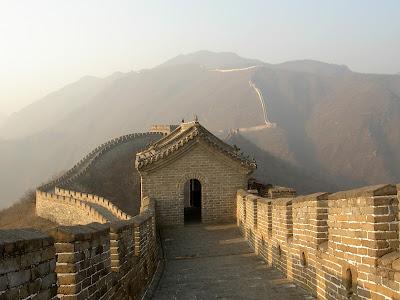 Gran Muralla China. Siente nuevas Maravillas del Mundo