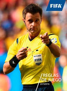 Reglas del juego FIFA, reglamento del fútbol