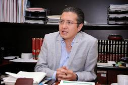 Barrio Seguro, exitoso esquema de participación vecinal: Lino Jiménez