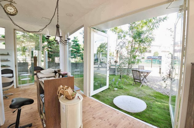 Galeri ide Desain Pintu Geser Kaca Rumah Modern yang inspiratif