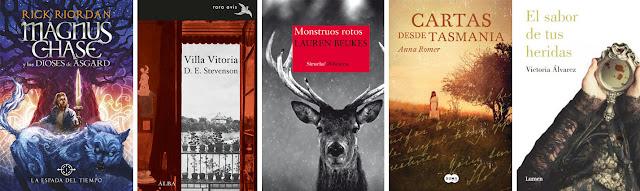 libros publicados en enero