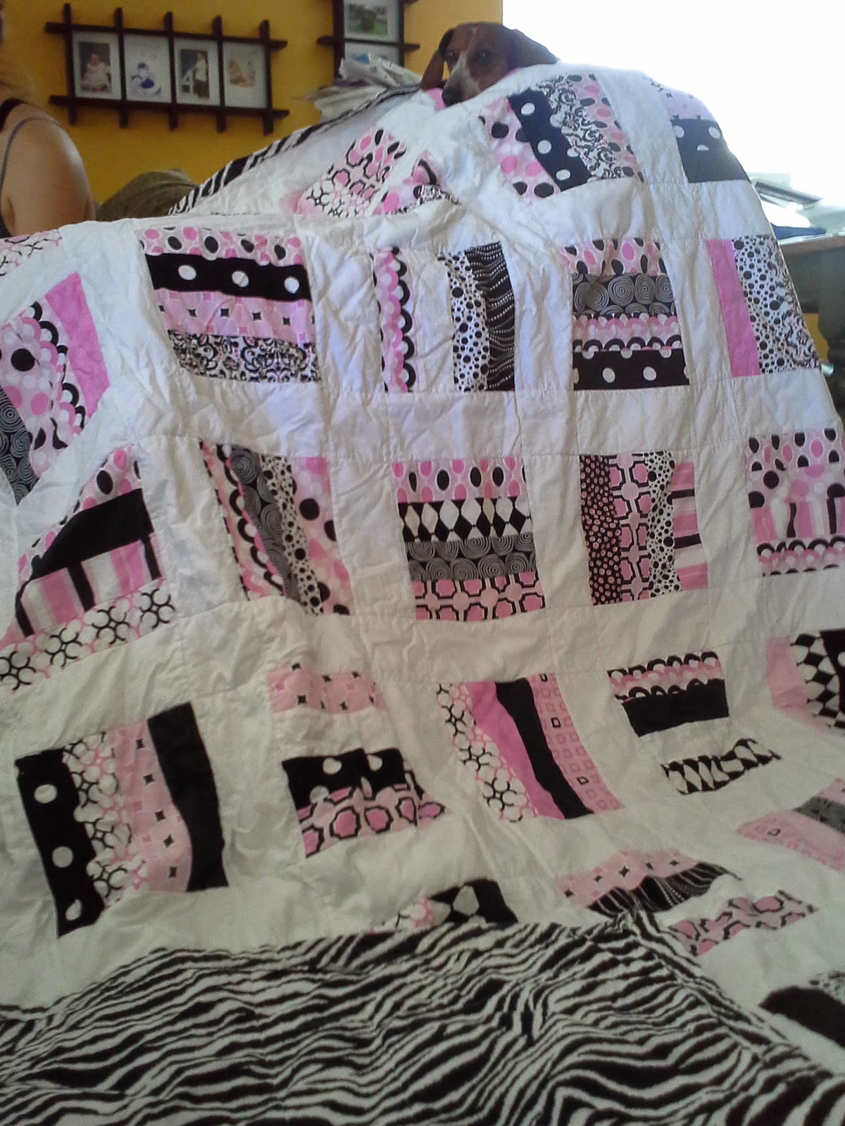full queen size block p pink quilt bath hei with qlt retro quilts gypsy wid bed prod home bedding chic coverlets shams