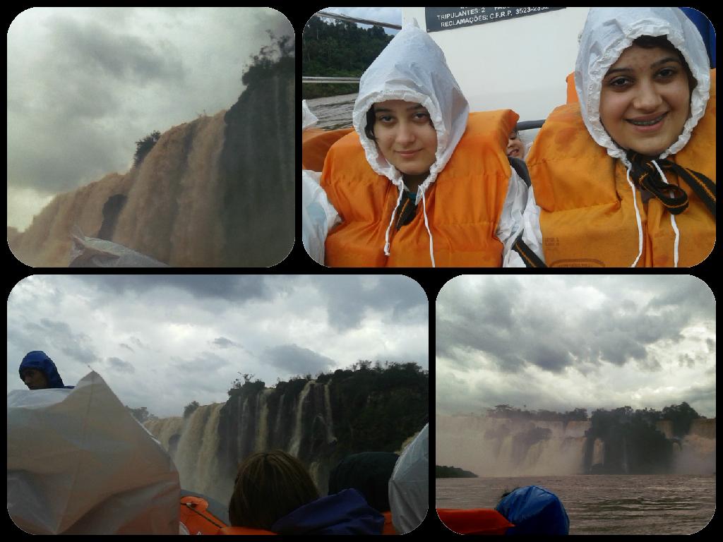 De Turista a Viajante: Macuco Safari Cataratas do Iguaçuturista  #586973 1024x768 Armario De Banheiro Em Espanhol