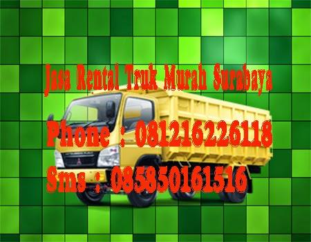 Jasa Rental Truk Wing Box Surabaya-Kuningan