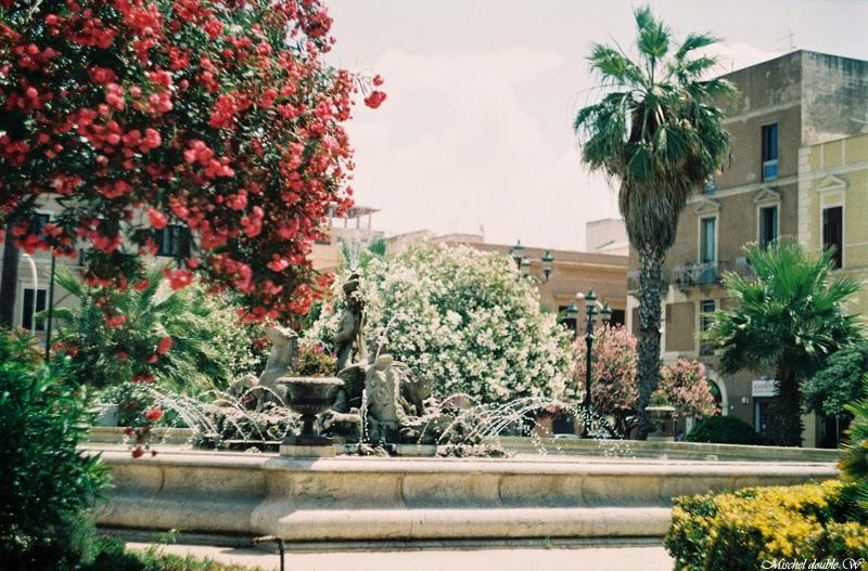 Sicily - rosa details