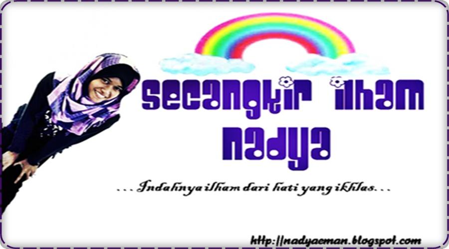 Secangkir Nukilan di hati Nadya...