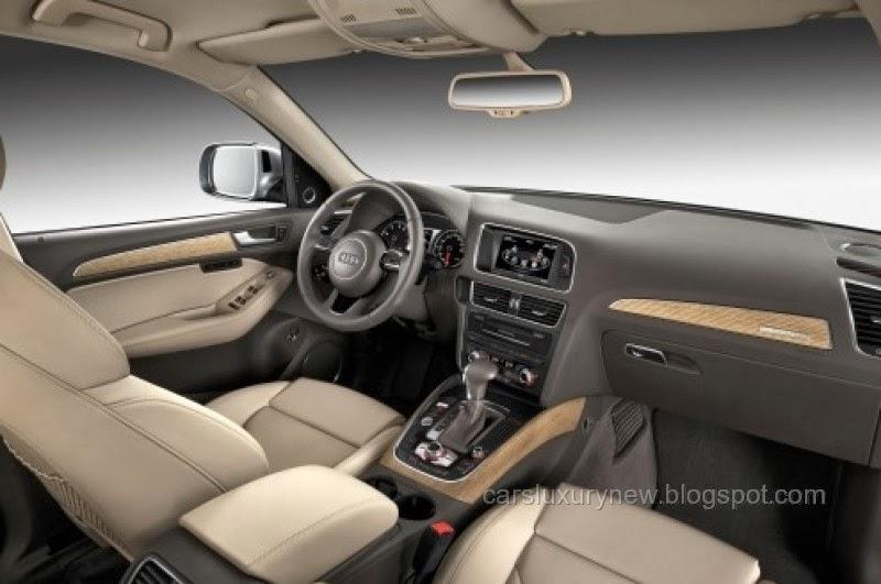 2014 Audi Q5 30 TDI Diesel Premium Plus Specs and Price