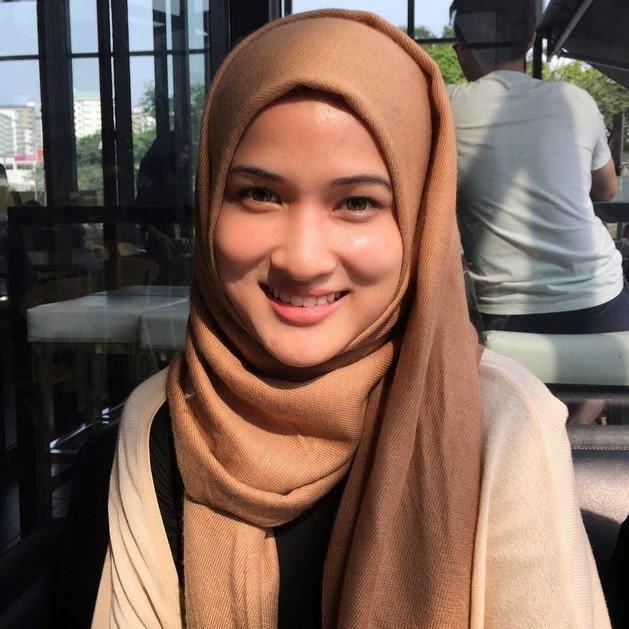 Hairul Azreen Dedahkan Hanis Zalikha Sudah Berhijab