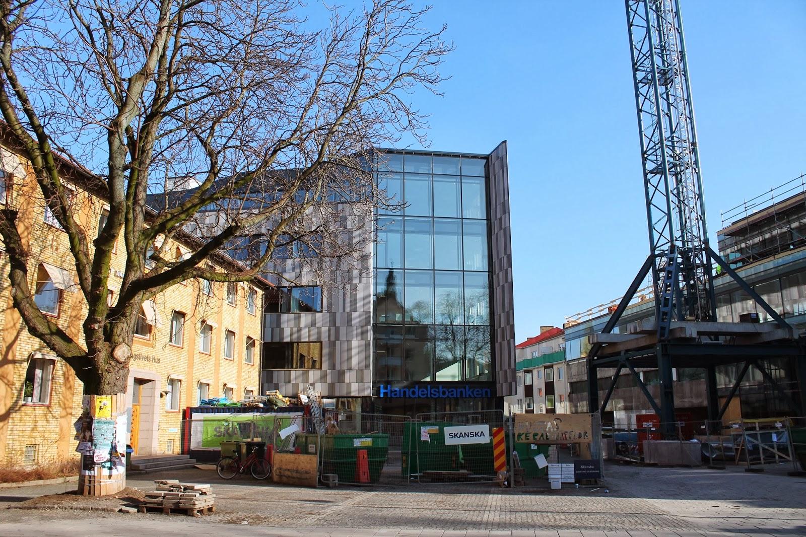 handelsbanken linköping city