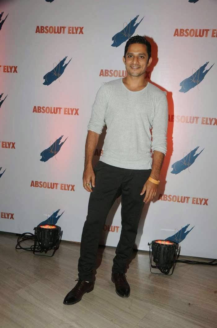Vikas Bhalla At Absolut Elyx party