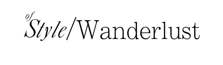 of Style and Wanderlust