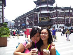 Me and Ili Sis, Shanghai