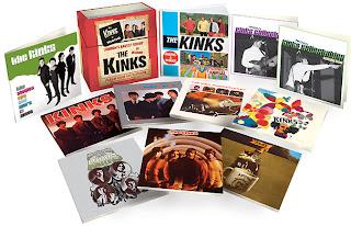 The Kinks - The Kinks in Mono box set