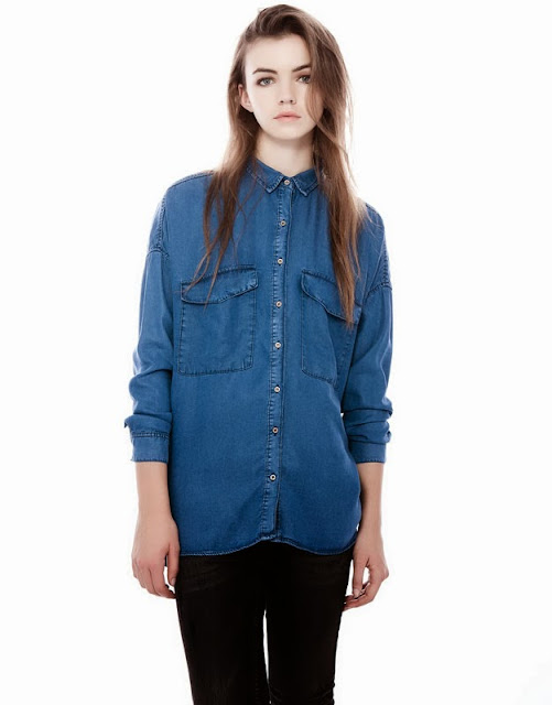kot gömlek mavi renk, 2014