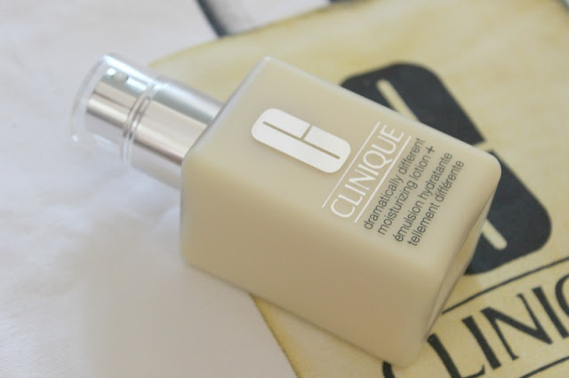 New Clinique Dramatically Different Lotion