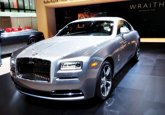 2016 rolls royce wraith review