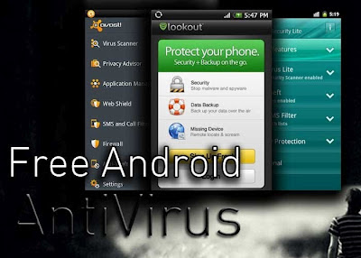 list of best free antivirus for android
