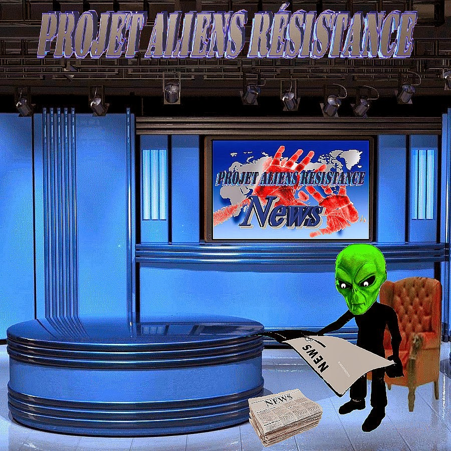 Projet Aliens Résistance News / Informations.
