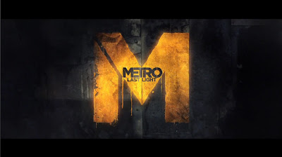 Metro: Last Light Logo - We Know Gamers