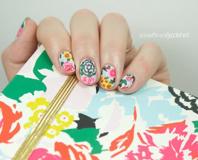 bando agenda nail art