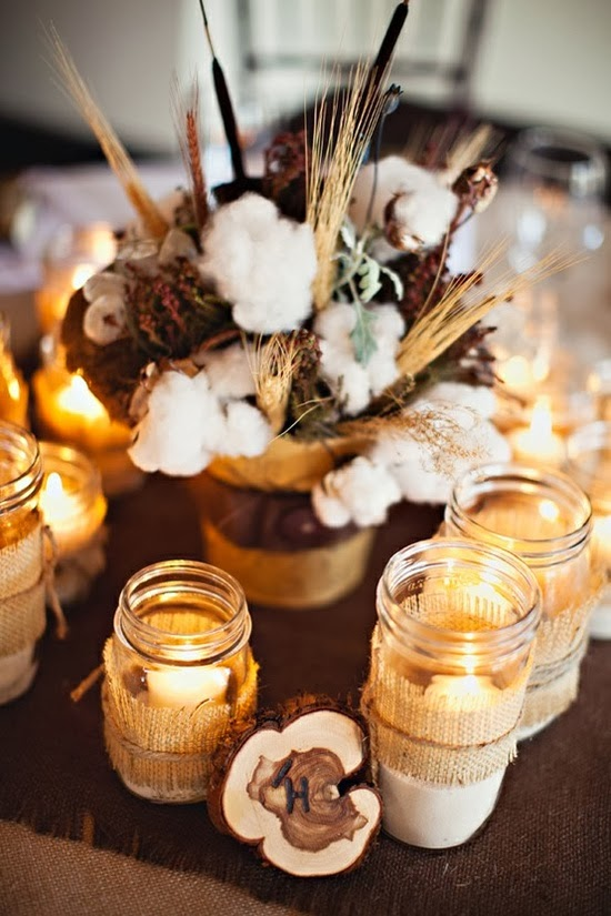 Western wedding centerpiece ideas stuff