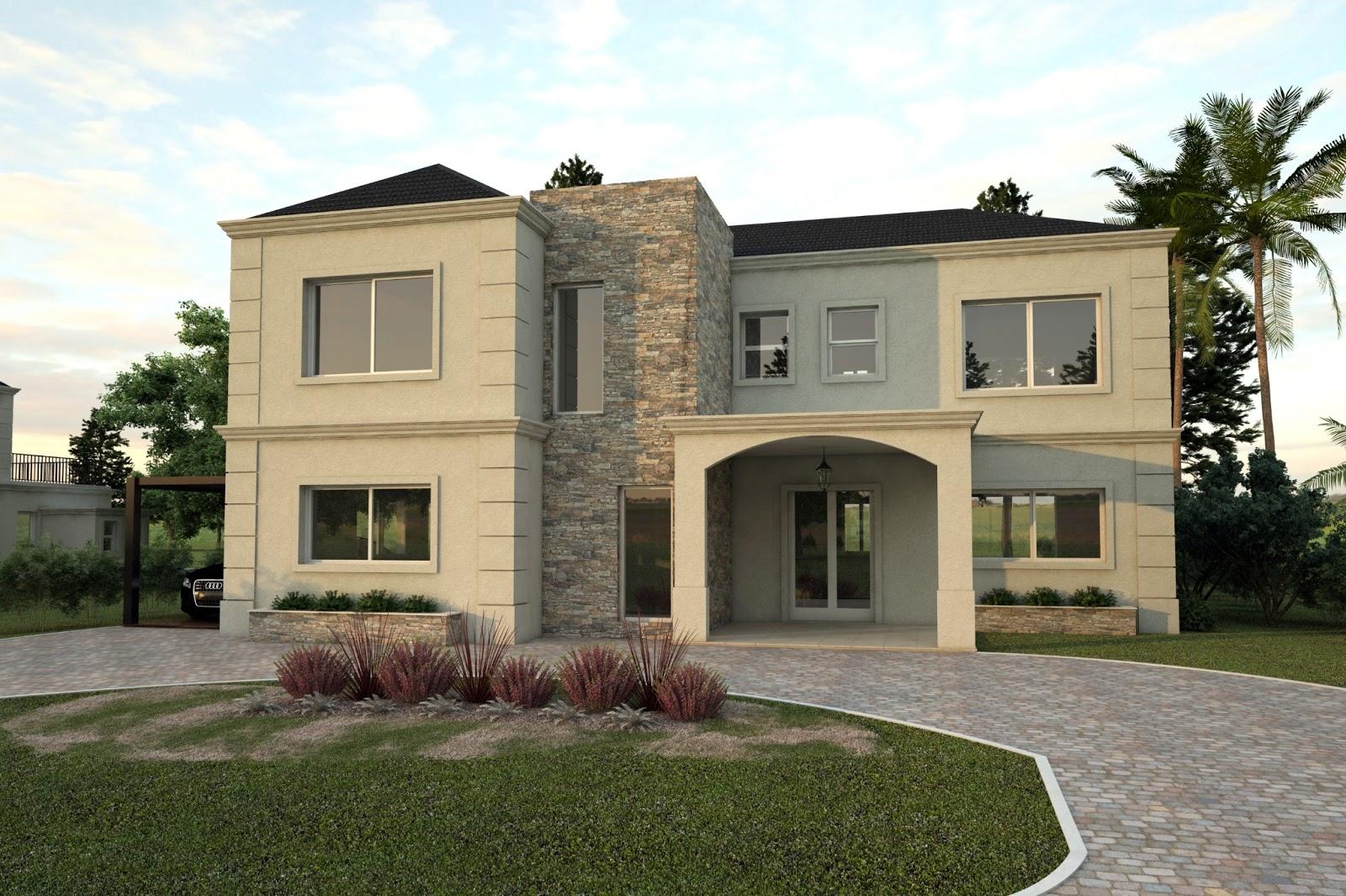 Renderizar arquitectura imagenes 3d renders for Casas 3d