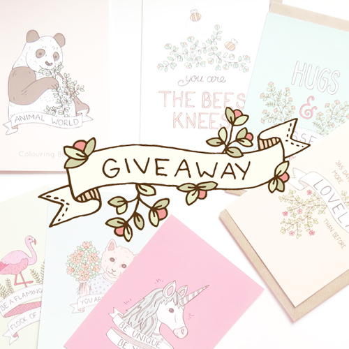 Emma Margaret Illustration Giveaway